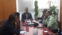 12مرداد شورای وقایع حیاتی ثبت احوال فرمانداری محمودآباد